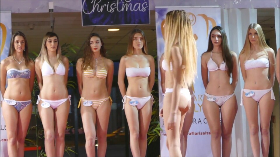 Мисс рождество 2017 сексуальное видео