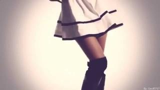 Эротический танец от красивой девушки. Супер танец.