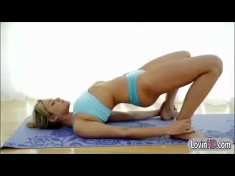 Сексуальный спорт. Йога для всех.